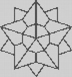 Alpha pattern #13848