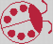 Alpha pattern #13850