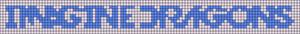 Alpha Friendship Bracelet Pattern #13860