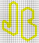 Alpha pattern #13866