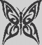 Alpha pattern #13868