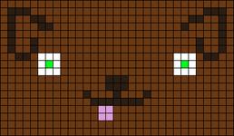 Alpha pattern #13881