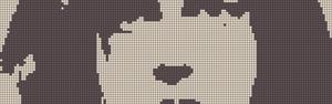 Alpha pattern #13891
