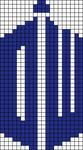 Alpha Friendship Bracelet Pattern #13902