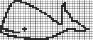 Alpha pattern #13906