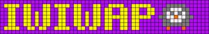 Alpha pattern #13920