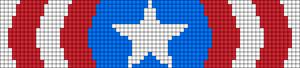 Alpha pattern #13926