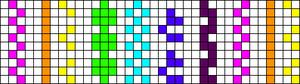 Alpha pattern #13931