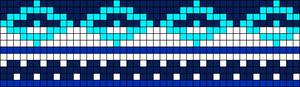 Alpha pattern #13932
