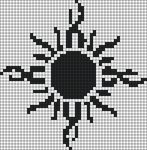 Alpha pattern #13939