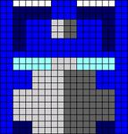Alpha pattern #13961
