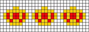 Alpha pattern #13963