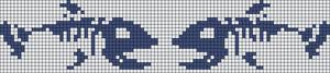 Alpha Friendship Bracelet Pattern #13975