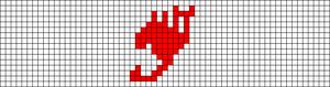 Alpha pattern #13977