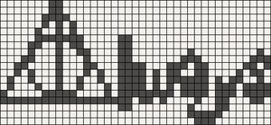 Alpha pattern #13981