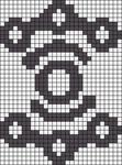 Alpha pattern #13984