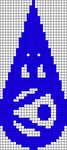 Alpha Friendship Bracelet Pattern #13987