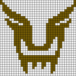 Alpha pattern #13988