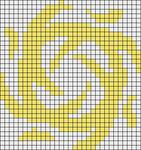 Alpha pattern #13992