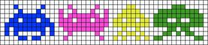 Alpha pattern #14005