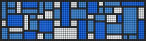 Alpha pattern #14010
