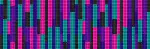 Alpha pattern #14012