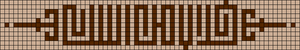Alpha pattern #14016