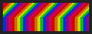 Alpha pattern #14018