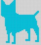 Alpha pattern #14021