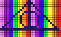 Alpha pattern #14028