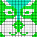 Alpha pattern #14038
