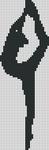 Alpha Friendship Bracelet Pattern #14044