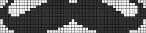 Alpha Friendship Bracelet Pattern #14051