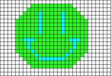 Alpha pattern #14063