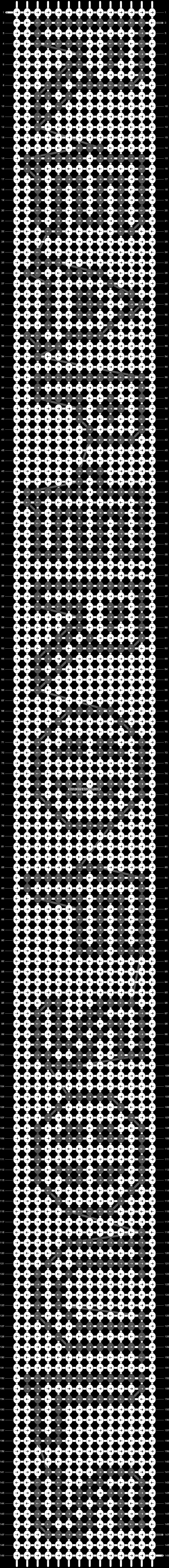 Alpha pattern #14068 pattern