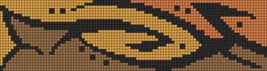 Alpha pattern #14078