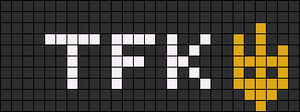 Alpha pattern #14084