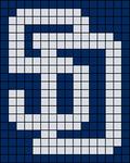 Alpha pattern #14092
