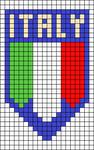 Alpha pattern #14101