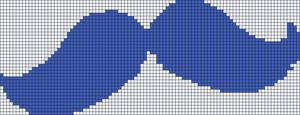 Alpha pattern #14103