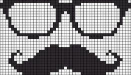 Alpha pattern #14104