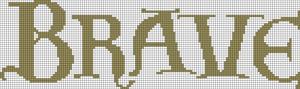 Alpha pattern #14109