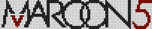 Alpha Friendship Bracelet Pattern #14118