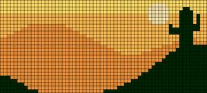 Alpha pattern #14120