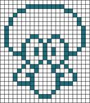 Alpha Friendship Bracelet Pattern #14139