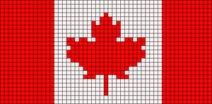 Alpha pattern #14140