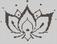Alpha pattern #14142