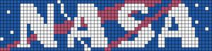 Alpha pattern #14145