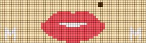 Alpha pattern #14160