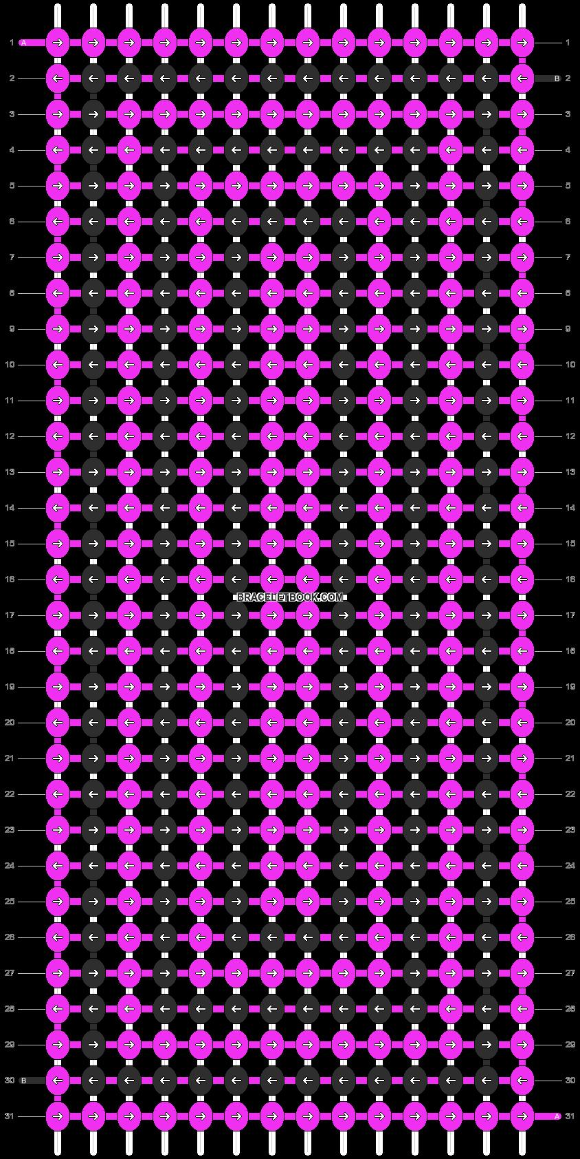 Alpha pattern #14169 pattern